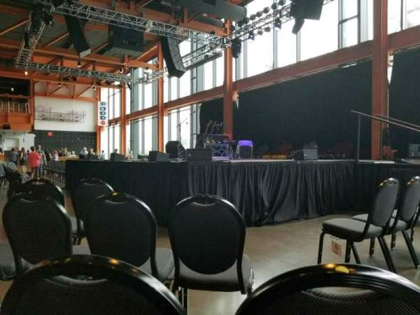Musikfest Cafe, section: 509, row: D, seat: 9-10