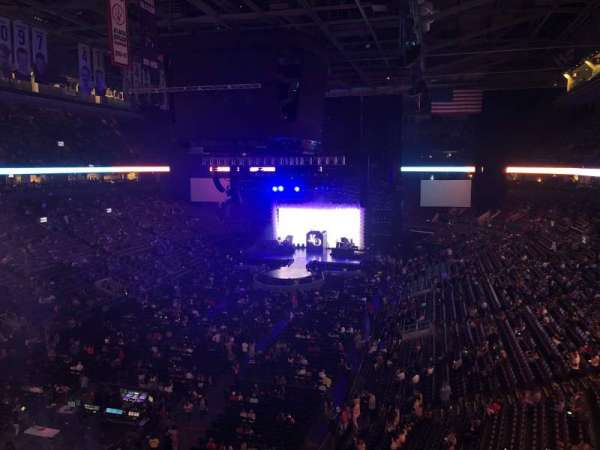 Scotiabank Arena, section: 301, row: 1, seat: 23
