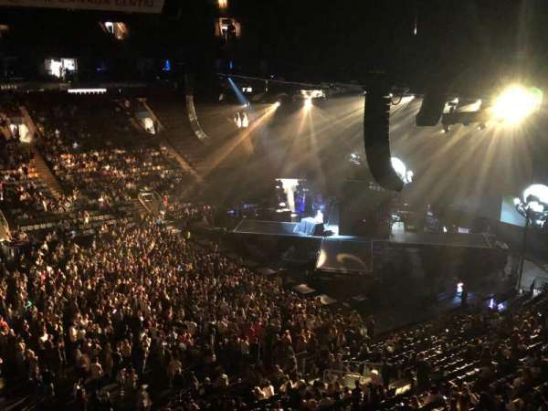Scotiabank Arena, section: 321, row: 1, seat: 19