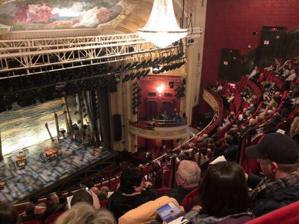 Royal Alexandra theatre, section: Balcony left, row: H, seat: 36
