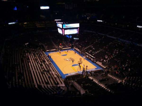 Chesapeake Energy Arena, section: 303