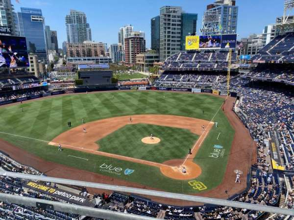 PETCO Park, section: 306, row: 4D, seat: 1