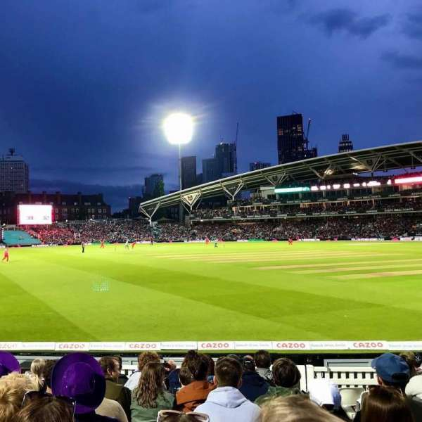 Kia Oval, section: Galadari Stand 24, row: 11, seat: 113