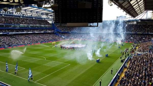 Stamford Bridge, section: Shed End Upper 1, row: 16, seat: 50