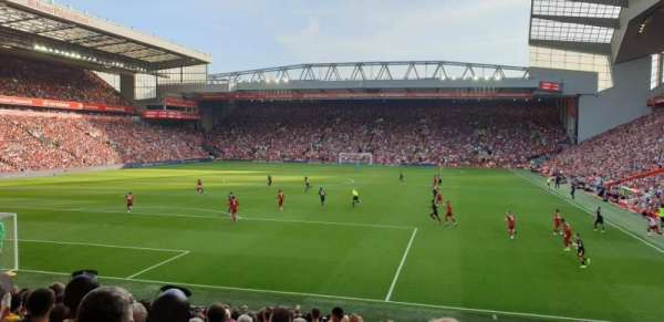 Anfield, section: 123, row: 22, seat: 56