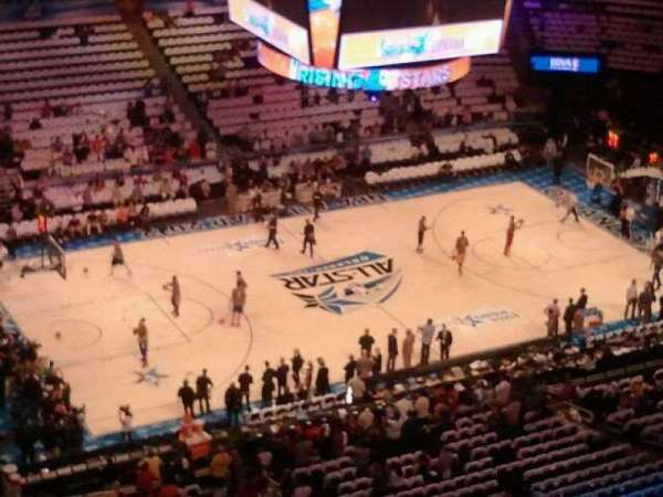 Amway Center, section: 213, row: 10, seat: 3