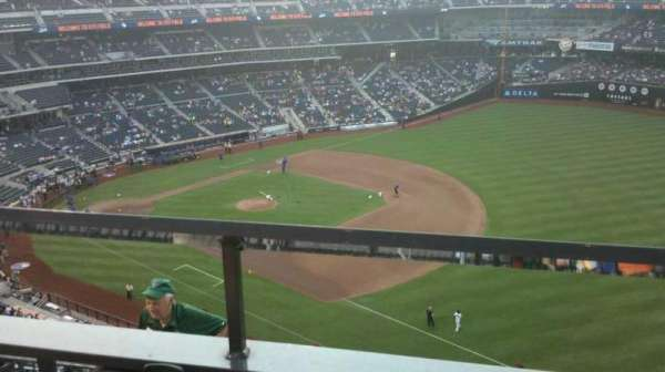 Citi Field, section: 503, row: 1, seat: 13