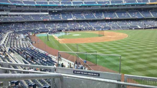 Yankee Stadium, section: 208, row: 3, seat: 15