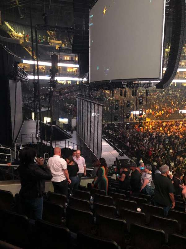 Chase Center, section: 118, row: 18, seat: 14