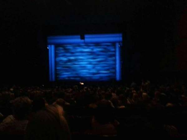 Bob Carr Theater, section: Right, row: L, seat: 27