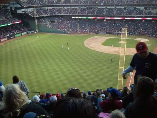 Globe Life Park in Arlington, section: 306, row: 12, seat: 5