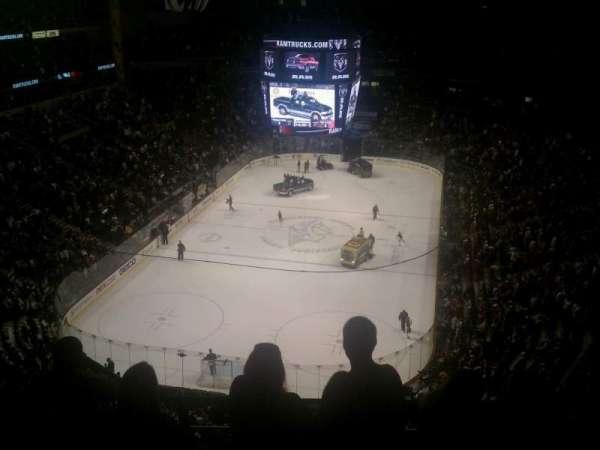 Bridgestone Arena, section: 302, row: H, seat: 6