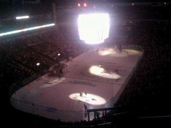 Bridgestone Arena, section: 303, row: G, seat: 1