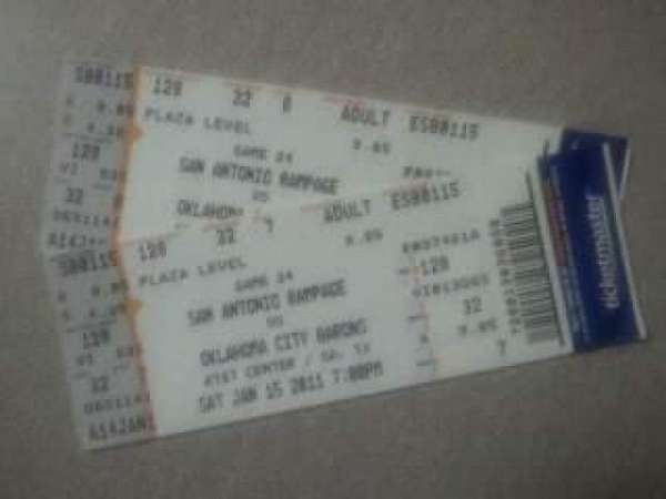 AT&T Center, section: 128, row: 32