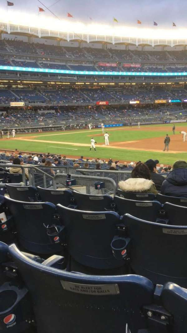Yankee Stadium, section: 013