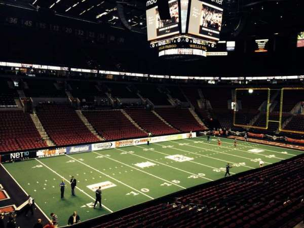 Moda Center, section: 204, row: E, seat: 2