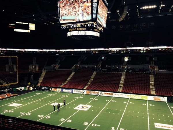 Moda Center, section: 230, row: F, seat: 4
