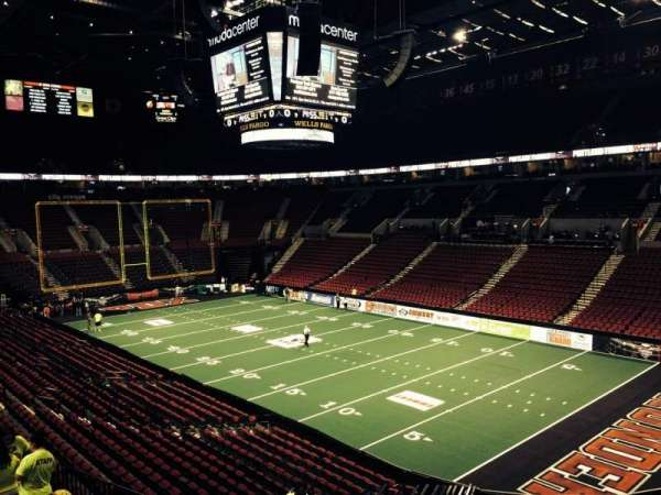 Moda Center, section: 227, row: J, seat: 3
