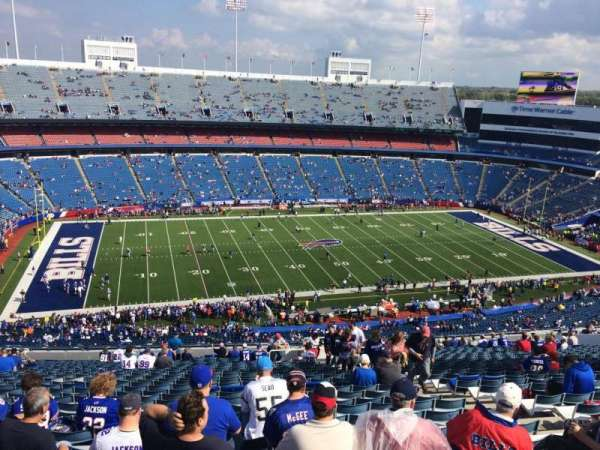Buffalo Bills Stadium, section: 336, row: 35, seat: 8