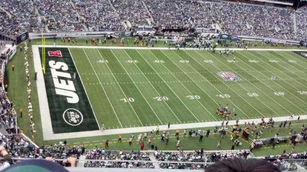 MetLife Stadium, section: 318, row: 6, seat: 6