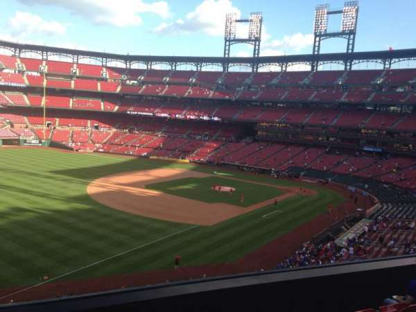 Busch Stadium, section: 265, row: 5, seat: 17