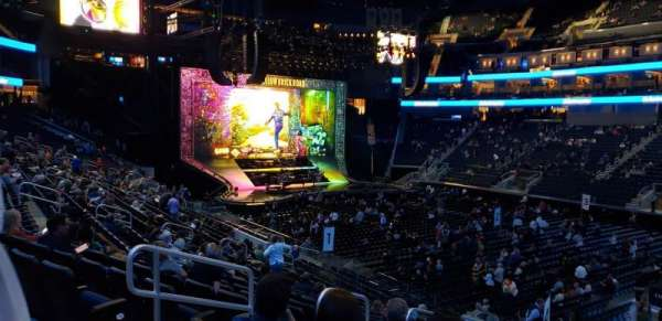 Chase Center , section: 113, row: 15, seat: 13