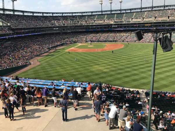 Comerica Park, section: SRO, row: SRO, seat: STO