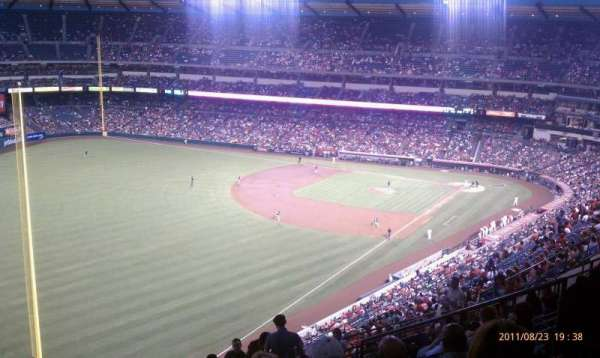 Angel Stadium, section: V505, row: L, seat: 14