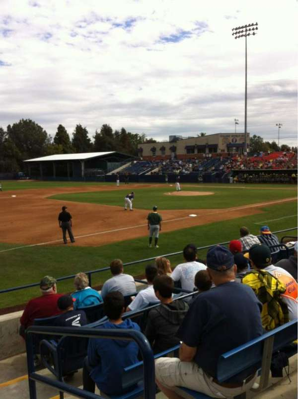 Goodwin Field, section: R, row: GA, seat: GA