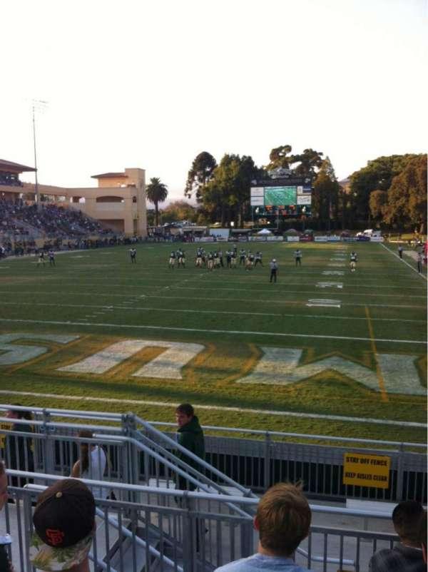 Alex G. Spanos Stadium, section: GA