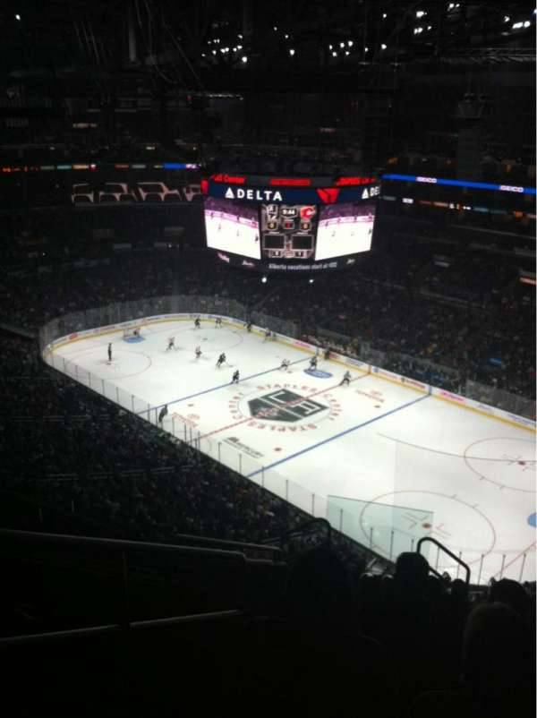 Staples Center, section: 314, row: 10, seat: 13