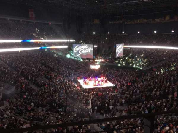 T-Mobile Arena, section: 217, row: A, seat: 9
