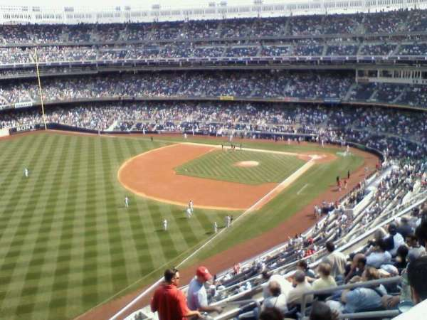 Yankee Stadium, section: 429, row: 11, seat: 7