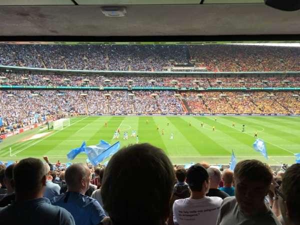 Wembley Stadium, section: 102, row: 43, seat: 11