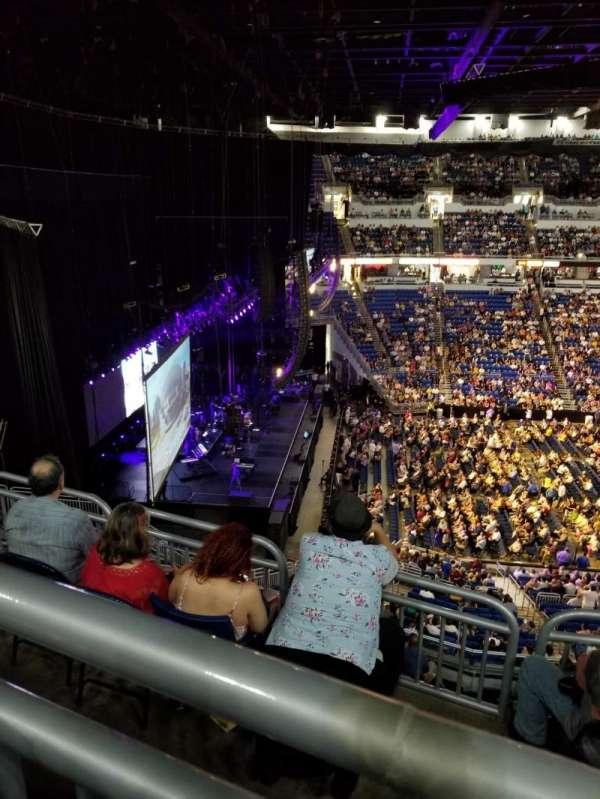Coliseo De Puerto Rico, section: 213, row: K, seat: 7