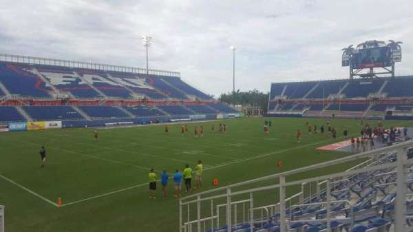 FAU Stadium, section: 112, row: L, seat: 11