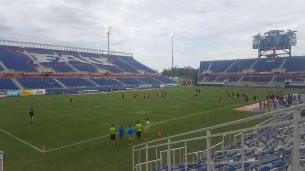 FAU Stadium, section: 112, row: L, seat: 11