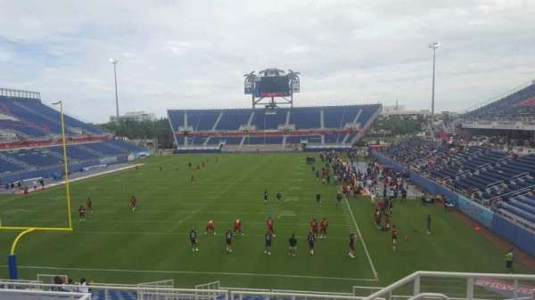 FAU Stadium, section: 216, row: F, seat: 3