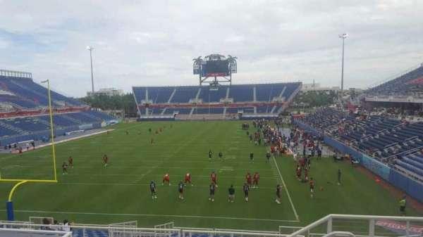 FAU Stadium, section: 216, row: F, seat: 3