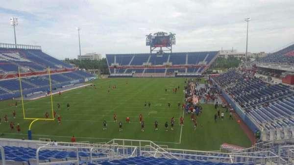 FAU Stadium, section: 215, row: P, seat: 21