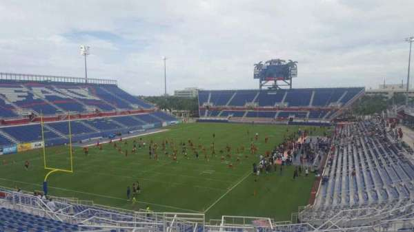 FAU Stadium, section: 214, row: S, seat: 20