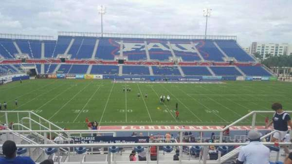 FAU Stadium, section: 207, row: M, seat: 7
