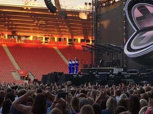 St Mary's Stadium, section: 31, row: C, seat: 786