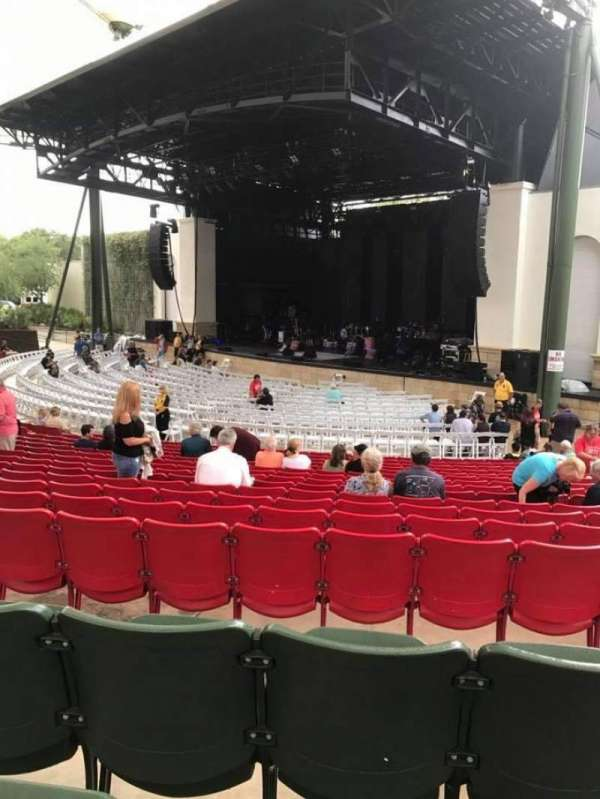 St. Augustine Amphitheatre, section: 201, row: Q, seat: 55