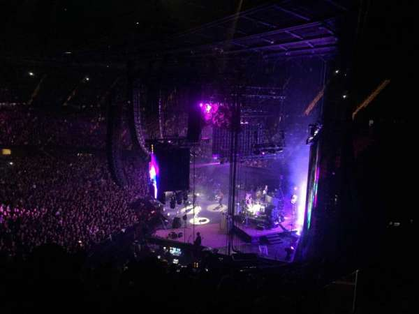 The Forum, section: 213, row: 6, seat: 11-12