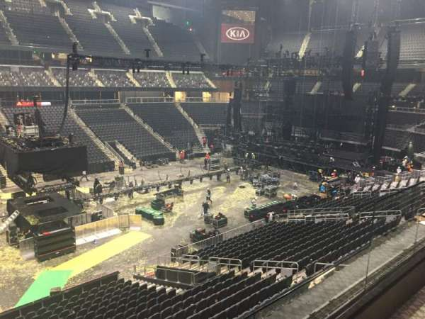 State Farm Arena, section: V15, row: VIP, seat: 10