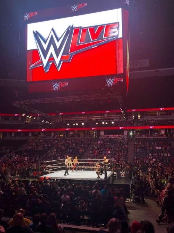 Honda Center, section: 207, row: H, seat: 13