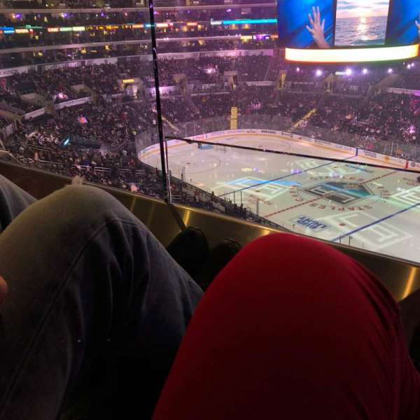 Staples Center, section: Suite C5, row: GA, seat: GA
