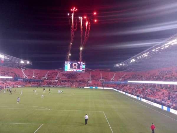BBVA Stadium, section: 123