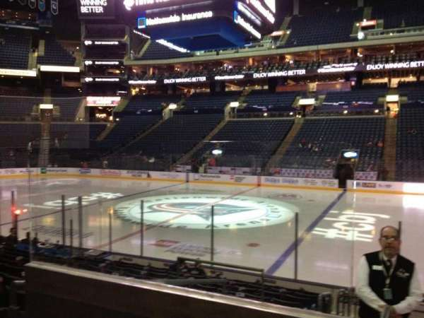Nationwide Arena, section: 113, row: N, seat: 20